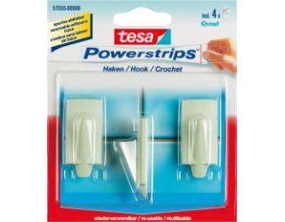 Tesa Powerstrips Haken Small Classic Weiß Kaufen