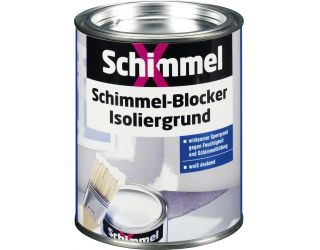 baufan bauchemie baufan schimmel x schimmel blocker isoliergrund weiss 750ml kaufen. Black Bedroom Furniture Sets. Home Design Ideas