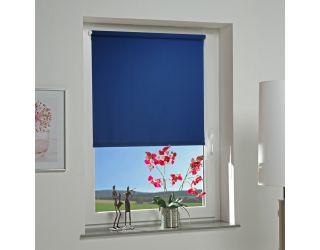liedeco thermo rollo mit klemmtr ger klemmfix verdunkelung. Black Bedroom Furniture Sets. Home Design Ideas