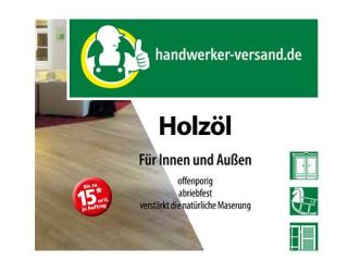 Holzpflege & Holzschutz
