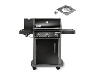 weber spirit e 320 original gbs black m gourmet bbq system grillrost kaufen. Black Bedroom Furniture Sets. Home Design Ideas