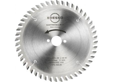 EDE HW Kreissägebl. Profi 160x2,6x20mm Z48 W