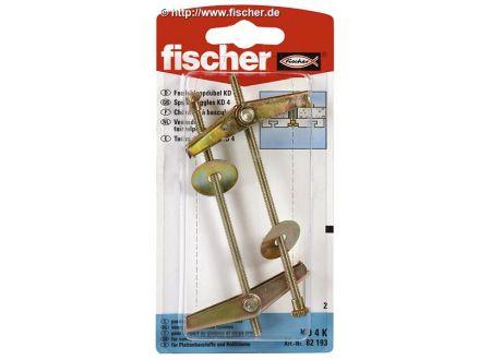 fischer Federklappdübel KD aus Metall mit Rundhaken Fischer KD4K bei handwerker-versand.de günstig kaufen