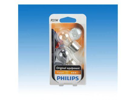 PHILIPS Vision Kugellampe P21W bei handwerker-versand.de günstig kaufen