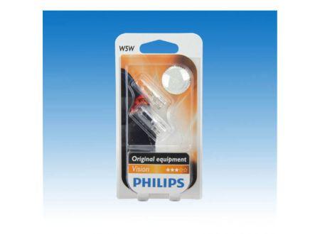 PHILIPS Vision Glassockellampe W5W bei handwerker-versand.de günstig kaufen