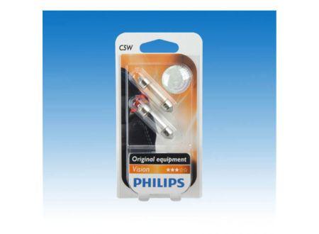 PHILIPS Vision Soffittenlampe C5W bei handwerker-versand.de günstig kaufen