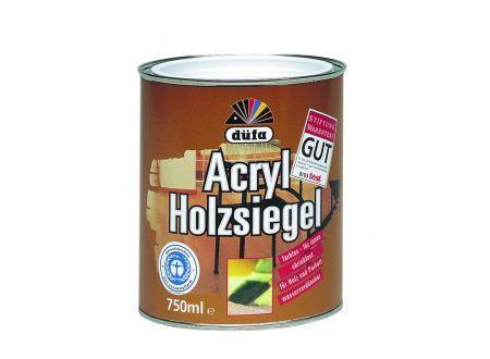 Meffert AG Farbwerke Düfa 2in1 Holzsiegel 750ml glänzend bei handwerker-versand.de günstig kaufen