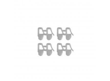 Liedeco Schleuderwagen mit Faltenlegehaken Gardinenschiene bei handwerker-versand.de günstig kaufen