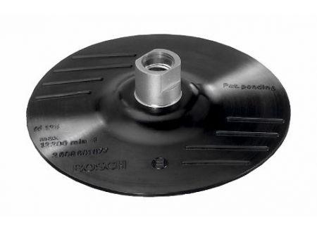 Bosch Haftschleifteller 125 mm für Einhandwinkelschleifer bei handwerker-versand.de günstig kaufen