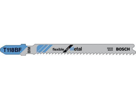 Bosch 25 Stichsägeblätter T 118 BF bei handwerker-versand.de günstig kaufen