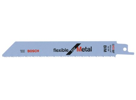 Bosch 5 Säbelsägeblätter S 922 BF bei handwerker-versand.de günstig kaufen