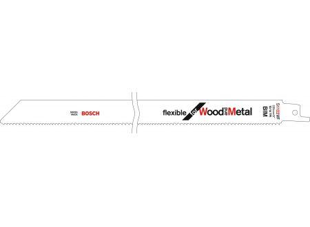 Bosch 5 Säbelsägeblätter S 1222 VF bei handwerker-versand.de günstig kaufen