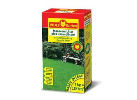 Wolf-Garten WOLF-Garten Moosvernichter + Dünger LW 50 bei handwerker-versand.de günstig kaufen