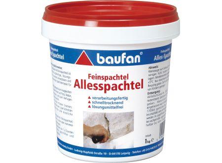 Baufan Bauchemie Baufan Feinspachtel 1kg bei handwerker-versand.de günstig kaufen
