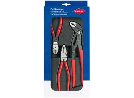 Knipex Zangenset Kraft 3tlg. bei handwerker-versand.de günstig kaufen
