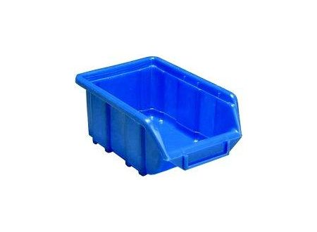 EDE Sichtbox Eco-Box Gr. 4 blau B220xH167xT355 mm bei handwerker-versand.de günstig kaufen