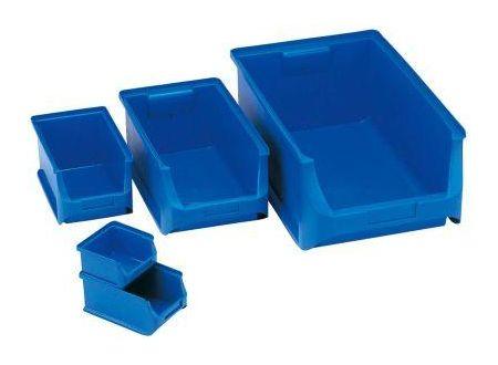 Allit AG Sichtbox gelb Größe 2, 160x102x75mm 1 Stück bei handwerker-versand.de günstig kaufen
