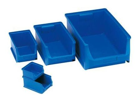 Allit AG Sichtbox gelb Größe 3, 235x150x125mm 1 Stück bei handwerker-versand.de günstig kaufen