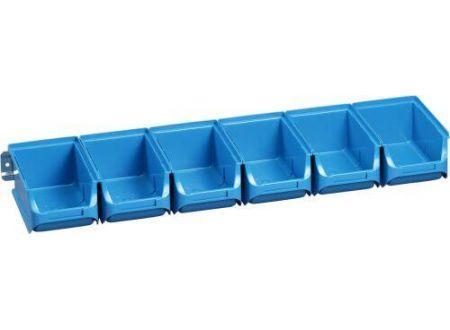 Allit AG Sichtboxen-Set blau 102x160x175mm 1 Stück bei handwerker-versand.de günstig kaufen