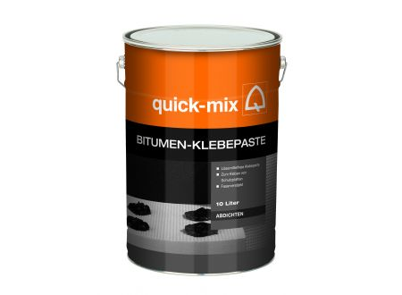 Sievert Baustoffe GmbH Bitumen-Klebepaste LF 10 kg Eimer