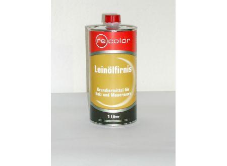 REMONDIS Medison GmbH Leinölfirnis 1L bei handwerker-versand.de günstig kaufen