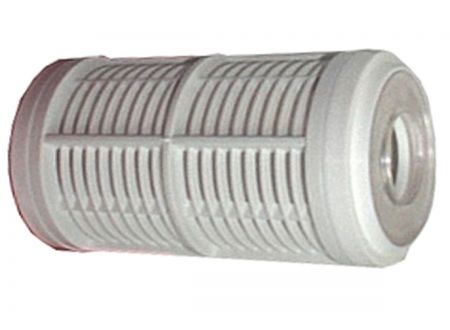 Filtereinsatz Kunststoff kurz waschbar