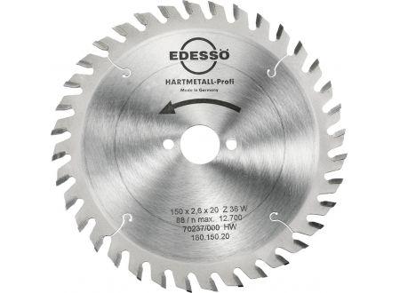 EDE HW Kreissägebl. Profi 150x2,6x20mm Z36 W