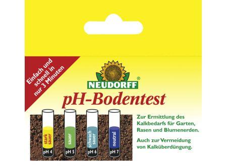 Neudorff PH-Bodentest 11 Set bei handwerker-versand.de günstig kaufen