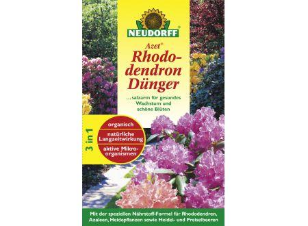 Neudorff Azet Rhododendron-Dünger 1 kg bei handwerker-versand.de günstig kaufen