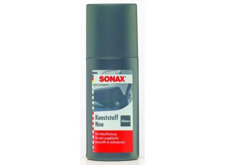 Sonax Kunststoff-Pflege schwarz 100ml bei handwerker-versand.de günstig kaufen