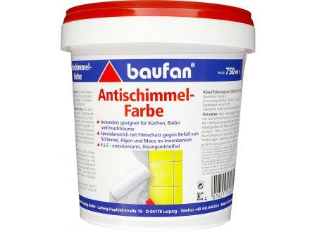 Baufan Bauchemie Baufan Anti-Schimmelfarbe 750ml bei handwerker-versand.de günstig kaufen