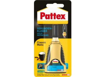 Henkel Pattex Sekundenkleber Matic flüssig 3g bei handwerker-versand.de günstig kaufen