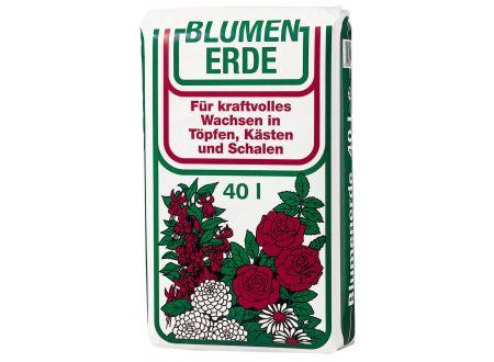 Uni- Blumenerde 40L bei handwerker-versand.de günstig kaufen