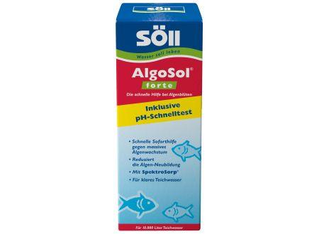 Söll GmbH AlgoSol forte 500 ml bei handwerker-versand.de günstig kaufen