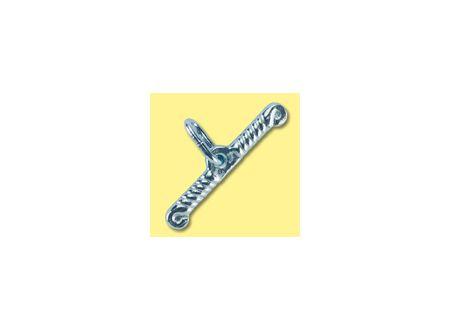 Kerbl Knebel mit Glied, blank, 4 mm zu 2 St. im Pack bei handwerker-versand.de günstig kaufen