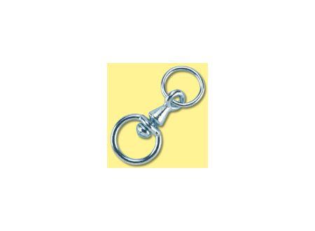 Kerbl Wirbel für Kuhkette,mit Ring,4mm zu 2 St. im Pack bei handwerker-versand.de günstig kaufen
