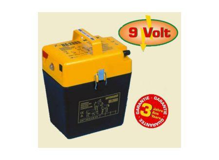 Kerbl Weidezaun-Batteriegerät BA 2000