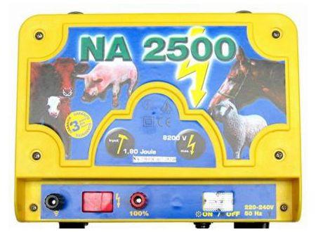 Kerbl Weidezaun -Netzgeraet NA 2500