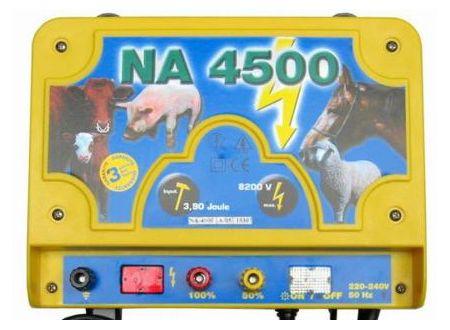 Kerbl Weidezaun - Netzgeraet NA 4500