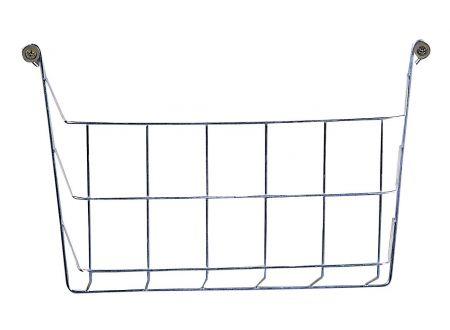 Kerbl Heuraufe verzinkt 25cm bei handwerker-versand.de günstig kaufen