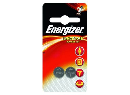Batterie A76 LR44 Alkali Mangan 1,5V