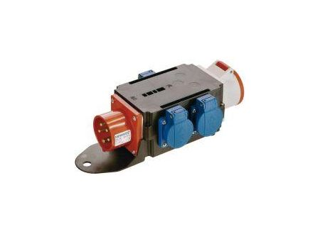 AS Schwabe Stromverteiler MIXO CEE 400 V bei handwerker-versand.de günstig kaufen
