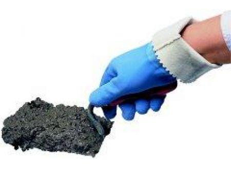 EDE Handschuh Camatex 451, Gr. 9, blau bei handwerker-versand.de günstig kaufen
