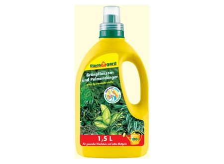 Floragard Grünpflanzendünger 0,75 l