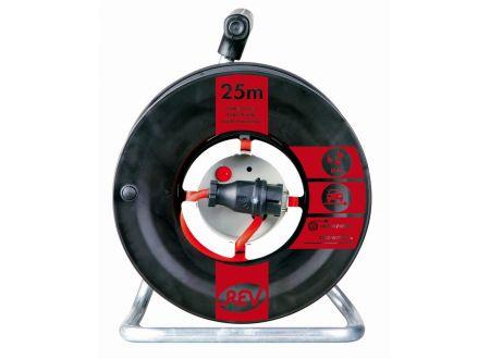 REV Ritter Gerätetrommel 25m H07RN-F3G1,5 Thermoschalter bei handwerker-versand.de günstig kaufen