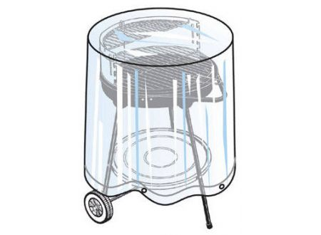 Landmann Wetterschutzhaube - für runde Grillgeräte (bis Ø 70 cm) bei handwerker-versand.de günstig kaufen