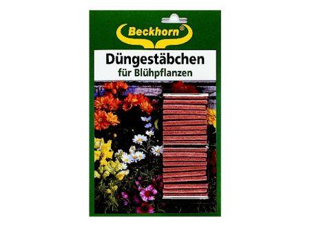 Beckmann + Brehm Düngestäbchen für Blühpflanzen 40er bei handwerker-versand.de günstig kaufen