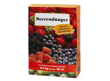 Beckmann + Brehm Beerendünger 7+6+8 (+3), 2,5 kg bei handwerker-versand.de günstig kaufen