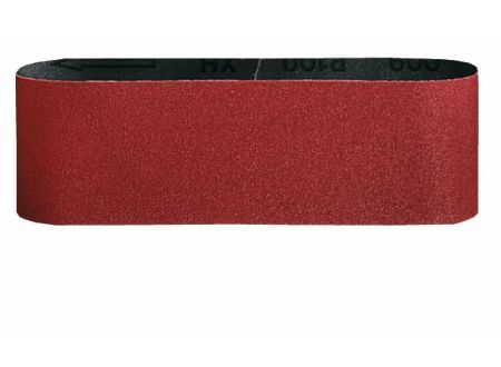 Bosch 3 St. Schleifband 100x560 Red Wood K100 bei handwerker-versand.de günstig kaufen