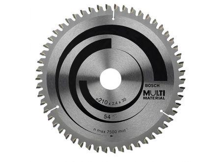 Bosch Kreissägeblatt 210x30 54TR-F multi SB2,4 bei handwerker-versand.de günstig kaufen